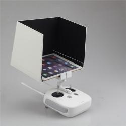 Pare soleil tissu pour ipad Air ou tablette 10 pouces