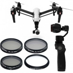 Pack de 4 filtres Freewell pour Inspire 1 et Osmo