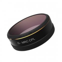 Filtre G-MRC CPL PGYTECH pour DJI phantom 4 Pro + Pochette