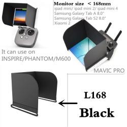 PGYTech L168 Pare soleil Tablette 7.9'' (Noir)