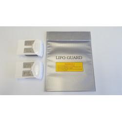 Sac sécurité pour batteries LIPO-SAFE (300x230mm)